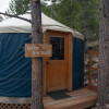 Lawson Adventure Yurts - River Raft
