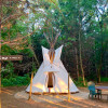 P2 Rendezvous Adult Storytime Tipi