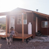 Tin Roofed Cabin White Sands Ntl Pk