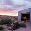 Painted Desert Ranger Cabin