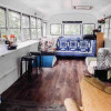 Blank Slate Bus Bunk House #23