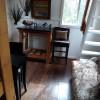 Rustic elegant wooded cabin