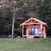 12 x 12 cabin w/ amazing mountain v