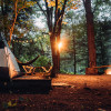 Tenting, Fishing, Swimming Utopia@