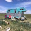 Prairie Princess Vintage Camper!
