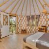 The Yurt at Komorebi