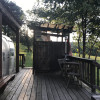 Airstream with a Private Deck