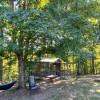 Private RV site Maple Shade Farm