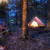 Cozy Glamping Tent