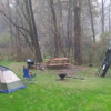 Primitive Towpath Trail Camping