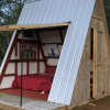 Glamping in an Olive Grove