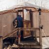 24' yurt stay