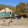 City of Rocks Retreat - Pinion Yurt