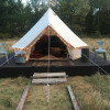 Glamping Tent at Camp Griffin