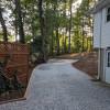 Greenville Backyard Camper Van Site