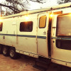 Vintage Avion Rv Camosite