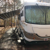 Paved RV Parking Site Near Athens