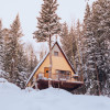 The Snow Shack-A Frame near Breck!