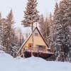 The Snow Shack-A Frame near Breck!