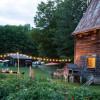 Winterberry Farm cozy wall tent