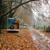 Rustic Creekside  RV site