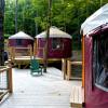 Knoll Farm Refuge Yurts w/ Meals