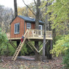 Woodland Tree House
