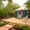 Agave - ☀Luxury Yurt Cabin☀
