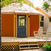 Copper Lily ☀Luxury Yurt Cabin☀