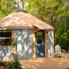 The Lantana - ☀Luxury Yurt Cabin☀