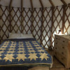 Orchard Yurt at Knoll Farm