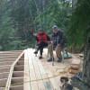 Flying Squirrel Tree house platform