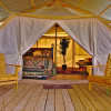 Iron Pig Ranch Safari Tent