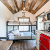 Cozy Bunk House w/ Luxury Tent
