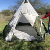 Ohana Campsite #4 with tent setup