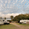 RV site at Fiddlers Green RV Ranch