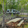 Riverwalk RV Site near River site 2