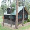 Cozy Ruidoso Cabin