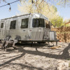 Airstream and Petroglyph Hike