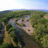 RV sites on the Russian River