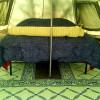 Bell Tent on Yurt Platform