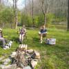 Big Indian Creek campsite