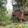 Treehouse with Panoramic Views