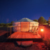 Yurt at El Cosmico in Marfa