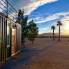 Shipping Container Tiny Home w Pool