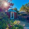 The Yoga Yurta at Sunny Mellow