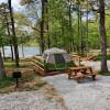 Tent-sites C @ Spring Lake