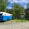 Vintage Converted Bus in Hope
