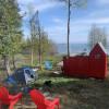 Lake MI HammockHang Pup Tent