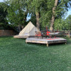 Zion On The Green - Bell Tent